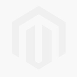 Banquette Fiona style Shabby Chic blanc vieilli similicuir champagne boutons Crystal Sw